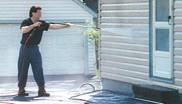 Gutter Cleaning Power Washing Environmental Testing For